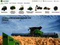 tracteur tondeuse sur www.deere.fr