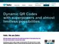 Delivr - Custom QR codes