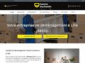 Détails : Entreprise de déménagement particulier à Lille