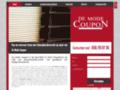 Voir la fiche détaillée : Rideaux sur mesure Flandre Occidentale