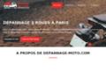 Détails : Moto Remorquage Assistance