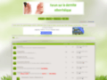 Forum sur la dermite séborrhéique