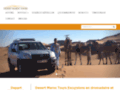 Voir la fiche détaillée : marrakech excursion  -trekking desert maroc  -exursion desert maroc
