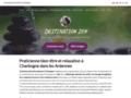 Détails : Praticienne bien-être à Charbogne