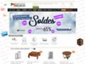 E-COMMERCE : Destock Meubles, mobilier design à petit prix