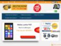Détails : Smartphones à prix discount
