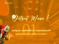 Détails : Detroitmusic.fr : Actualités, instruments, techniques et pédagogies