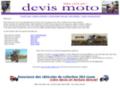 Détails : Assurances devis moto