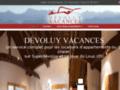 Détails : DÉVOLUY CONCIERGERIE service de conciergerie sur Superdévoluy et La Joue du Loup dans les Hautes-Alpes (05)