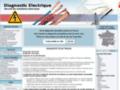 Diagnostic électricité, Diagnostic électrique, contrôle sécurité électrique.