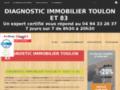Détails : Diagnostic Immobilier 83 Toulon   Active Diag83