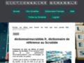 Détails : Dictionnairescrabble.fr