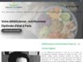 Détails : Diététicienne-nutritionniste à Paris