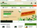 Boutique en ligne de produits naturels