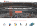 Détails : Location de dispositifs high tech innovants