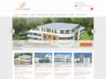 Capture du site http://www.diore-immobilier.fr