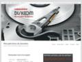 Détails : Entreprise de récupération de données sur disque dur