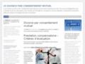 divorce consentement mutuel sur divorces-par-consentement-mutuel.fr