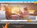 vente en ligne de séjours de vacances pour enfants