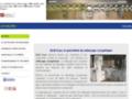 Capture du site http://www.dlm-cryo.fr