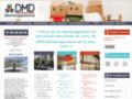 Déménagement d'entreprise en Essonne : DMD Déménagements