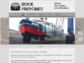 Dock Freycinet, artisan tous travaux sur bateaux.