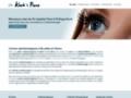 Ophtalmologiste à Bruxelles - Dr. Koch