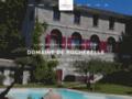 D�tente et bien-�tre Gard (30) et Languedoc - Domaine de Rochebelle