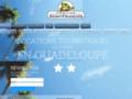 site http://www.domaine-saint-francois.com