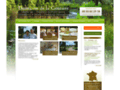 Détails : Week-end dans les arbres dans la Creuse :Domaine de la Couture