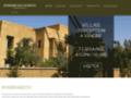 Détails : L'offre immobilière est très riche au domaine des kasbahs