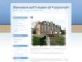 Détails : Domaine de Vadancourt pour un week end romantique au château en amoureux dans l'Aisne. Balnéo