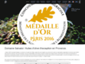 site http://www.domainesalvator.fr
