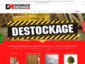Domus: peintures bio et matériaux naturels