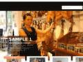 Capture du site http://www.donjamonbellota.com
