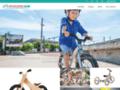 Détails : Vélo d'apprentissage