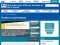 Analyses économiques sur www.drees.sante.gouv.fr