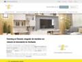 Dressing et Placard, magasin de meubles sur mesure et menuiserie en Occitanie