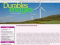 Détails : Durables Energies