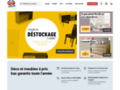 Détails : Vente en ligne de Meubles pas chers d'angles pour TV