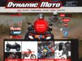 Dynamic Moto - Concessionnaire quad Ard�che