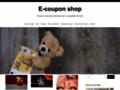 D�tail SITE http://www.e-couponshop.com/