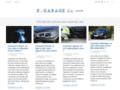 Achat auto occasion, achat voiture et annonces auto : E-Garage