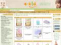 Pinolino fabrique des lits bébé vendus sur e-kid