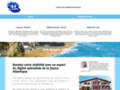 Détails : Agence web près de Biarritz