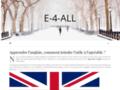 Stages et cours d'anglais pour tous