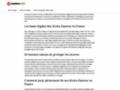 eAuteur : protection de droits d'auteur