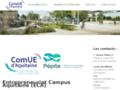 Détails : Site d'information sur les études universitaires à l'extérieur