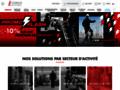 Nacelles & Matériels d'accès en hauteur : Echelle