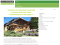 Détails : Constructeur de maison bioclimatique, maison BBC